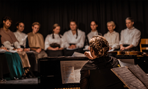 Vokalensemble Susanne Hagen